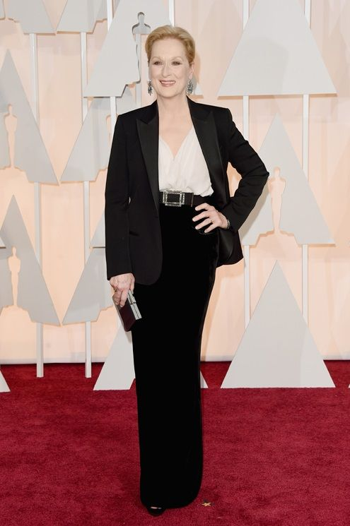 Meryl Streep - in Lanvin