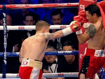 Carl Frampton retains IBF title with brutal victory over Chris Avalos | Carl Frampton #CarlFrampton