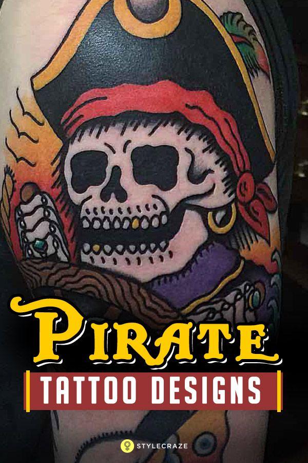 Top 15 Pirate Tattoo Designs