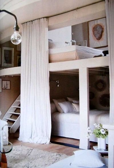adult bunk beds.: Guest Room, Idea, Bunk Beds, Dream House, Kids Room, Bunkbed, Bedroom