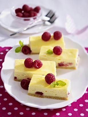 Das Rezept für Ricotta-Tarte mit Himbeeren und weitere kostenlose Rezepte auf LECKER.de