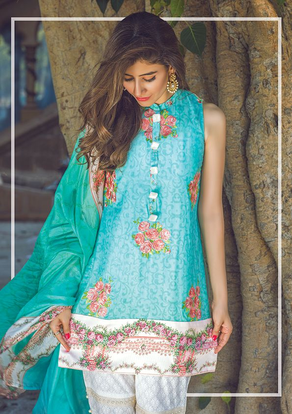 Alkaram Eid Luxury Festival Collection Summer 2016