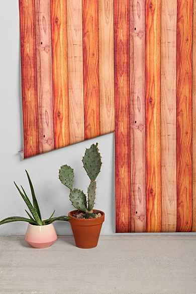 Walls Need Love Wood Panel Removable Wallpaper Cool
