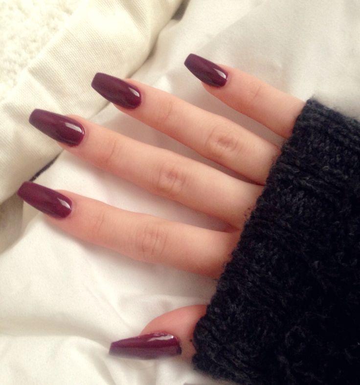 cranberry coffin nails
