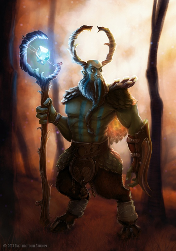 Nature's Prophet (Furion) - Dota 2 character  -GPM IS THE MOST IMPORTANT  -The Saint