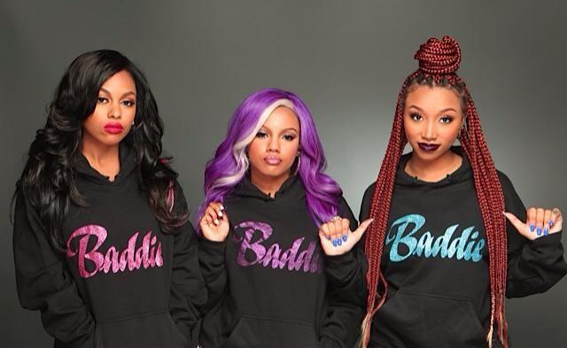 The OMG Girlz | 2009-presents Genres: R&B, hip hop, pop