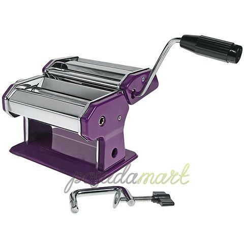 Машина для нарезки лапши, 21х20х15 см, нержавеющая сталь, фиолетовый, серия Кухонная посуда и аксессуары, Premier