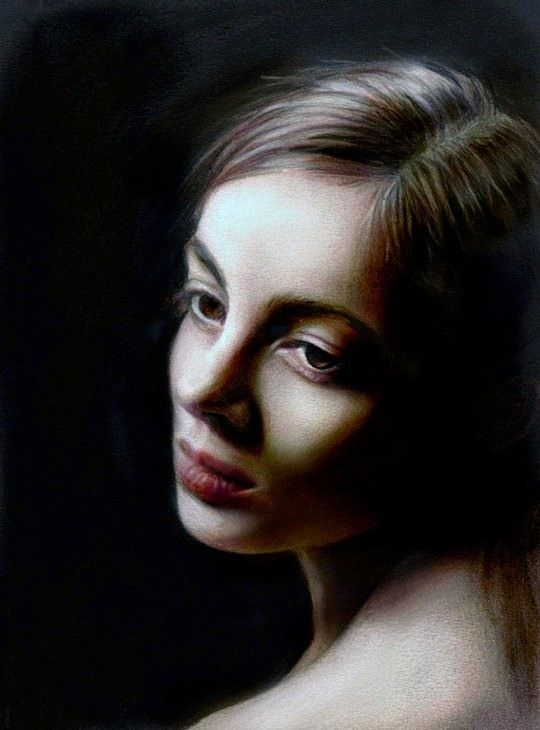 Best Colored Pencil Images On Pinterest Drawings Color - Artist uses pencils to create striking hyper realistic portraits
