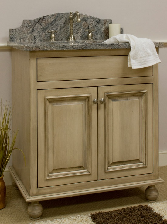 Versiniti Series Ii Vanity 30 Quot Wide Country Bun Feet