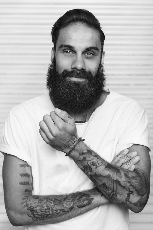 Jason Aalon Butler...oh my, you're so handsome