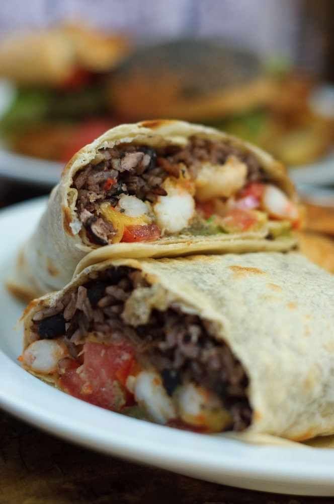 Shrimp Burrito | © BryanGuzman/Flickr More