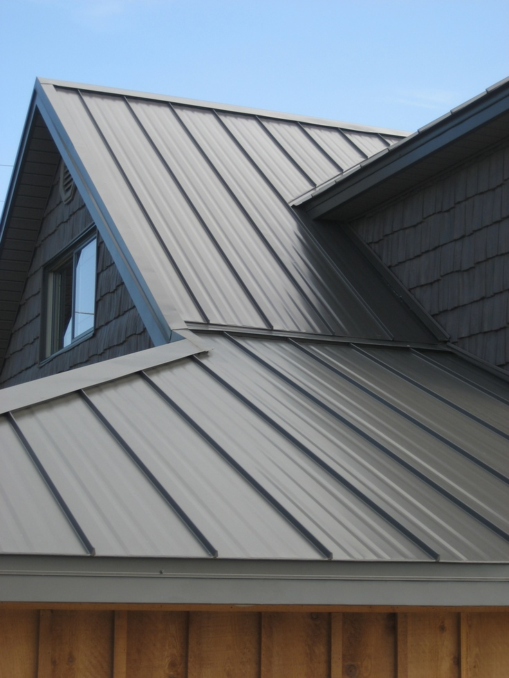 199 Best Images About Metal Roof On Pinterest Whistler