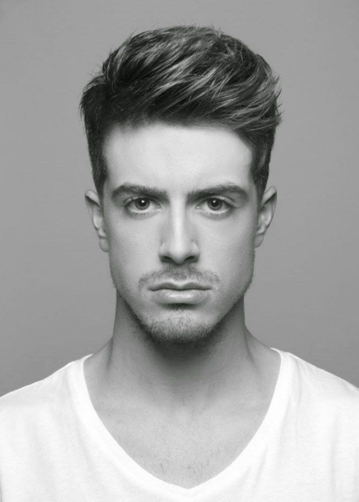 Best Hairstyles For Men 25 Best Frankie Hair Images On Pinterest  Man's Hairstyle Men's