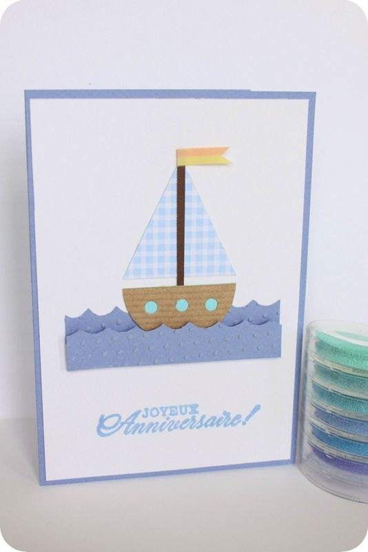 card boat