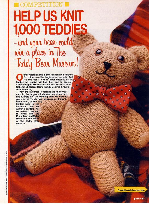 Knitting Toys Magazine : Best toy patterns to make soft toys images on pinterest