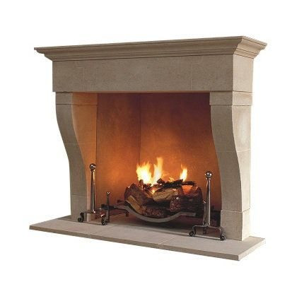 Buy The Marseilles  by Chesney's - Made-to-Order designer Accessories from Dering Hall's collection of Rustic / Folk Traditional Transitional Southwestern Fireplace Mantels & Accessories.