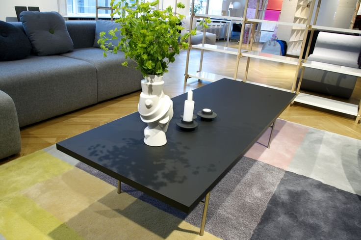 Hay – boligindretning – sofabord   desktop – furniture linoleum ...