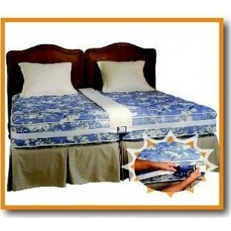 Make Any Two Twin Beds Into A Comfortable King Size With Create