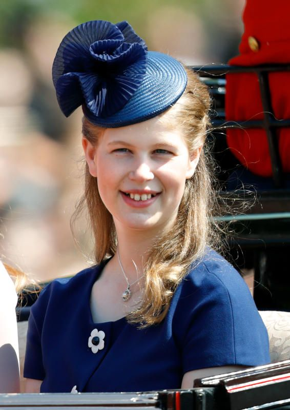 Lady Louise Windsor - A guide to the cutest royal kids | Lady louise windsor, Lady, Queen elizabeth grandchildren