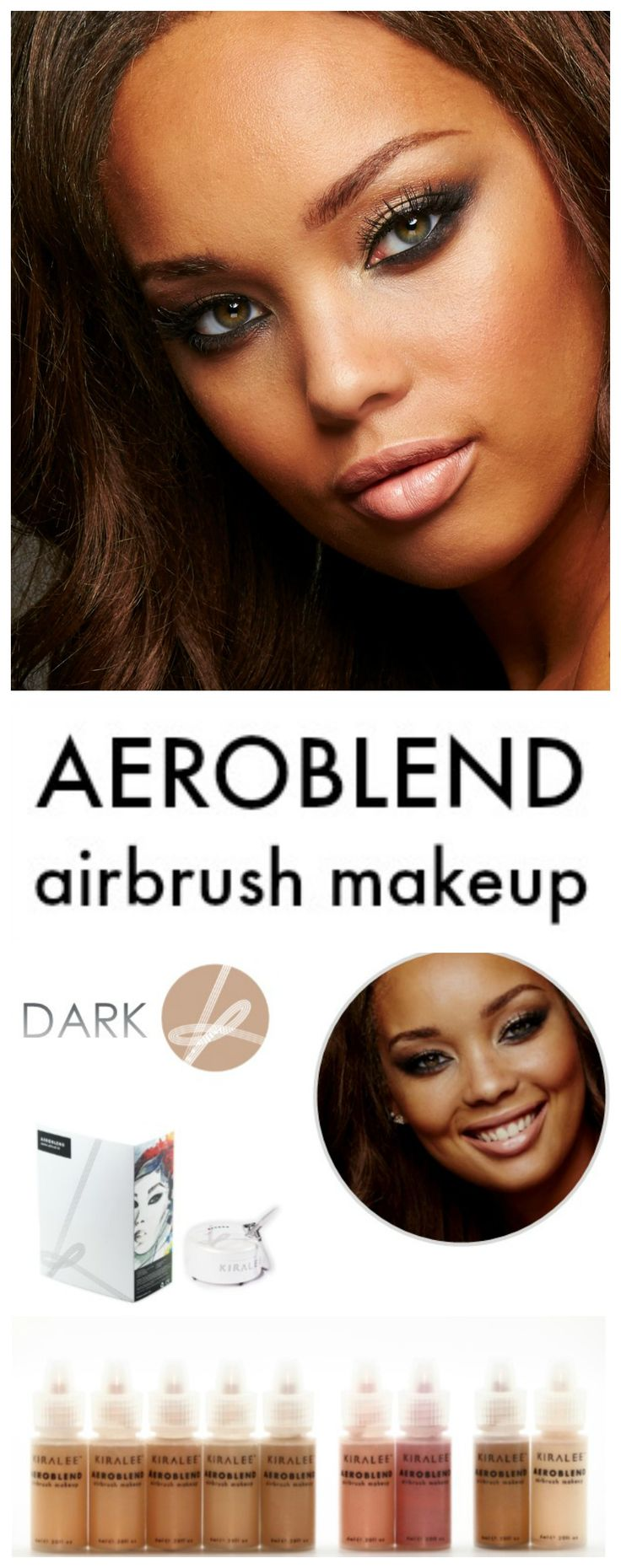 15 best Airbrush Makeup images on Pinterest