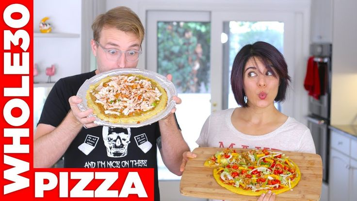 Whole30 Healthy Pizza Challenge!  – Eat The Pizza! #30