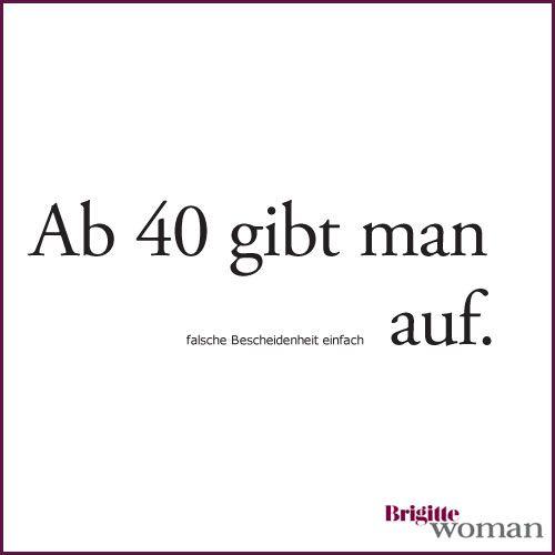 Brigitte Woman German Sayings 40th Birthday Happy Birthday Und