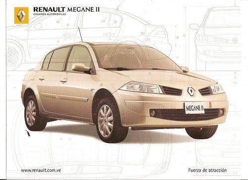 Renault Megane II 2007 1