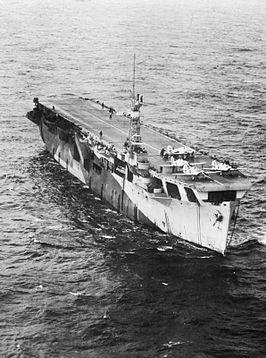 nederlands vliegdekschip - Karel Doorman