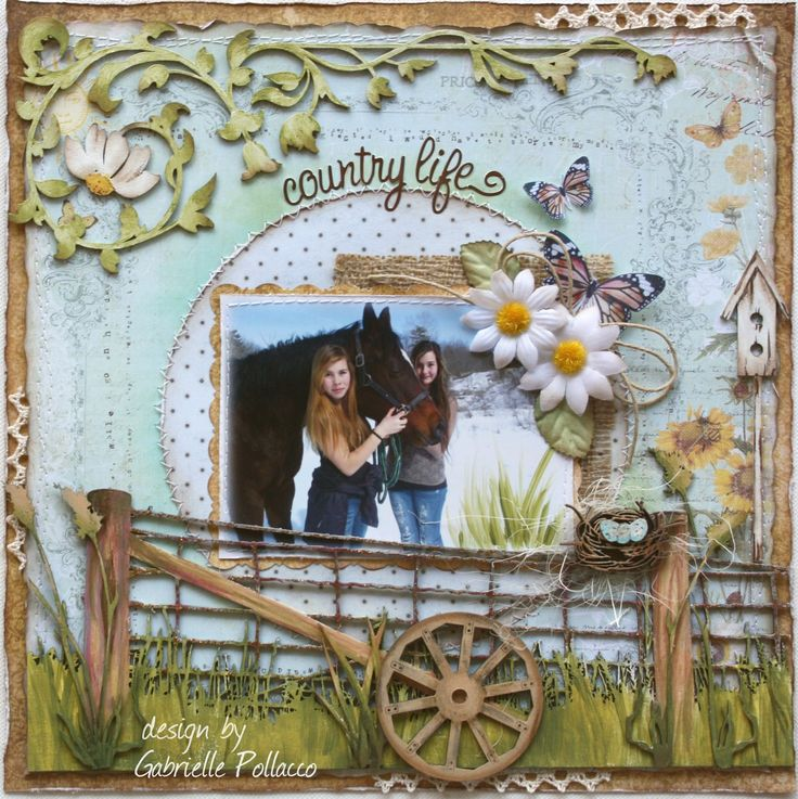 255 Best Images About Cowboy Scrapbooking Ideas On