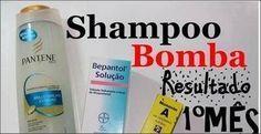Resultados garantidos... - Aprenda a preparar essa maravilhosa receita de Receita do Shampoo Bomba – Resultado em 1 mes