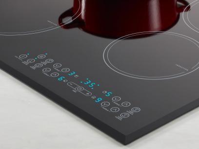 Cooktop 4 Bocas Electrolux IC60 - Vitrocerâmico de Embutir com as melhores condições você encontra no Magazine Ciabella. Confira!