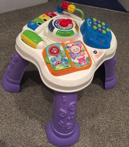 VTech Magic Star Learning Table (Frustration Free ...