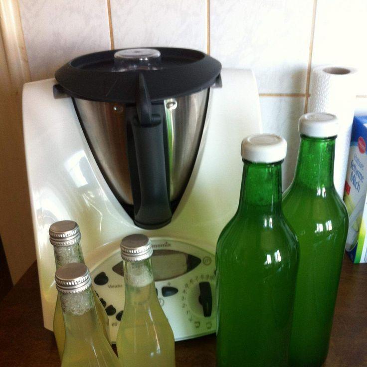 Rezept Zitronensirup von sokinai - Rezept der Kategorie Getränke