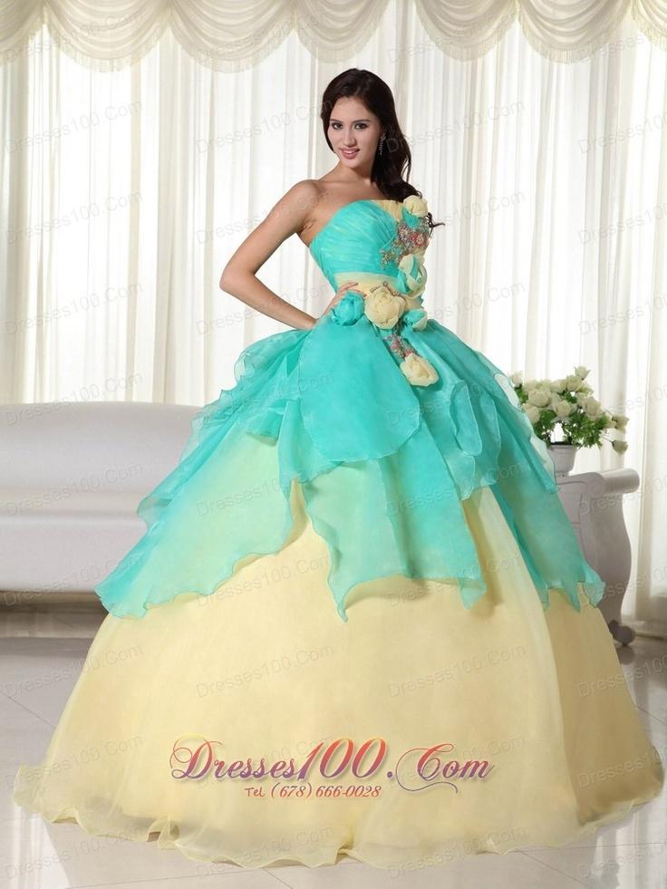 17 meilleures idées à propos de Quinceanera Dresses Websites sur ...