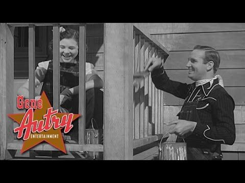 Gene Autry & Jane Withers - In Our Little Shanty of Dreams (Shooting Hig...
