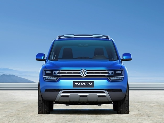 Volkswagen Taigun Three-cylinder SUV