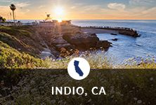 Learn more about what awaits for you in Indio, California
