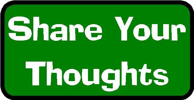 Sharing thoughts and ideas can lead to drastic and ...