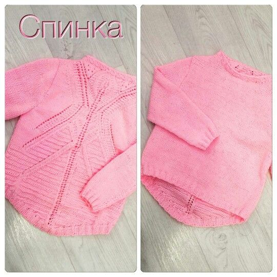 I love my daughter , so I make for her a beautiful clothes. I like this design so I knitted it for a littel cute princess