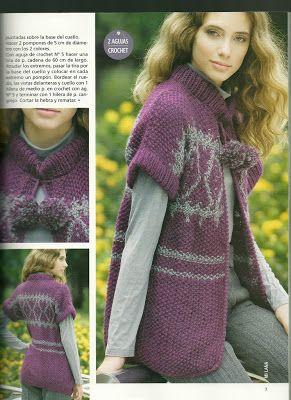 Todo para Crear ... : libro de tejido Para Ti en crochet y dos agujas