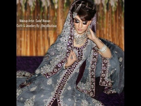 Walima/Reception makeover by sadaf wassan - YouTube