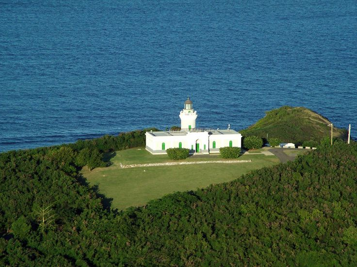 "Las Cabezas de San Juan, Fajardo, P.R. The Spanish erected the lighthouse, officially lit on May 2, 1882, on the spot judged, in 1782, by Fray Iñigo Abbad y Lasierra, writer of the first formal history of Puerto Rico, as ""the reference point of those who regularly navigate these islands."""