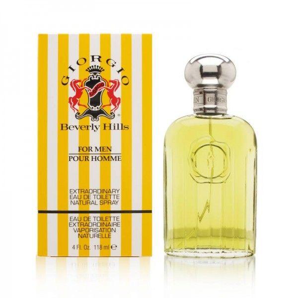 Το Giorgio for Men από τον οίκο Giorgio Beverly Hills είναι ένα ξυλώδες Ανατολιτικο άρωμα για άνδρες. Αποκτήστε το Eau De toilette 118ml με έκπτωση, από 75,00€ μόνο με 26,50€! #aromania #GiorgioBeverlyHillsPerfume #GiorgioForMen