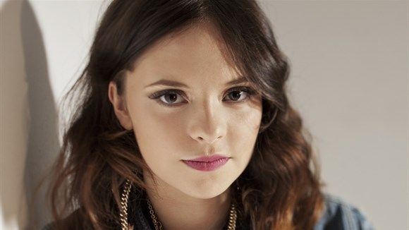 Italian finalist Francesca Michielin.