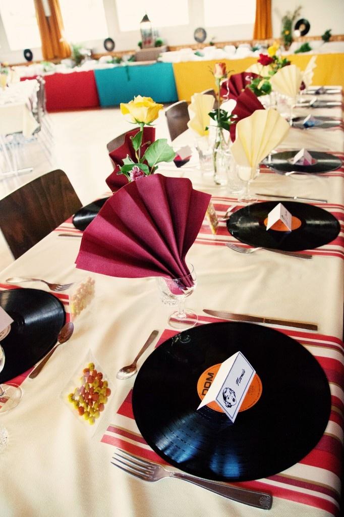 Mon mariage années 50 : les derniers préparatifs et la déco de la ...