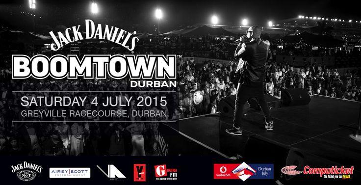 Nkanyezi Kubheka Lifestyle Magazine: Jack Daniel's Boomtown 2015