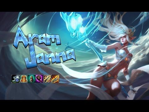 Janna Aram Ultimate Bravery Bravery League Of Legends Aram The best janna counter picks in league of legends for patch 10.25, ranked boost recommends these picks due to their win condition. pinterest