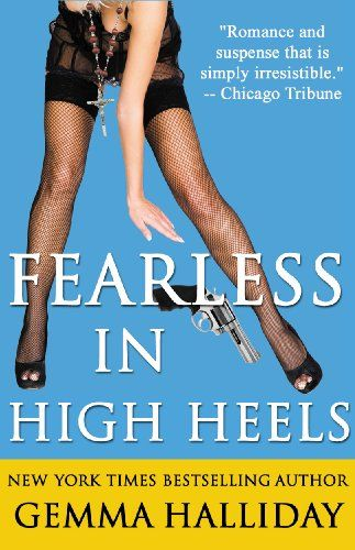 Fearless in High Heels (High Heels Mysteries #6) by [Halliday, Gemma]