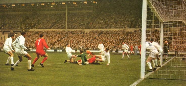 Liverpool Leeds United FA Cup 1964