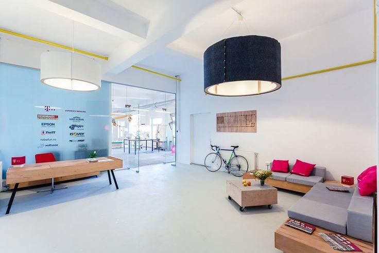 Cum arata cele mai cool birouri amenajate anul trecut in Bucuresti | La zi pe Metropotam